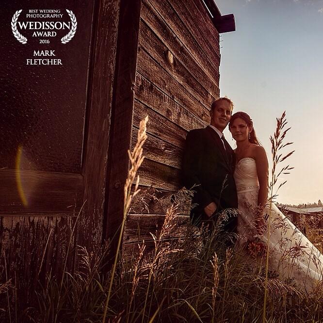 wedding photographer award winner